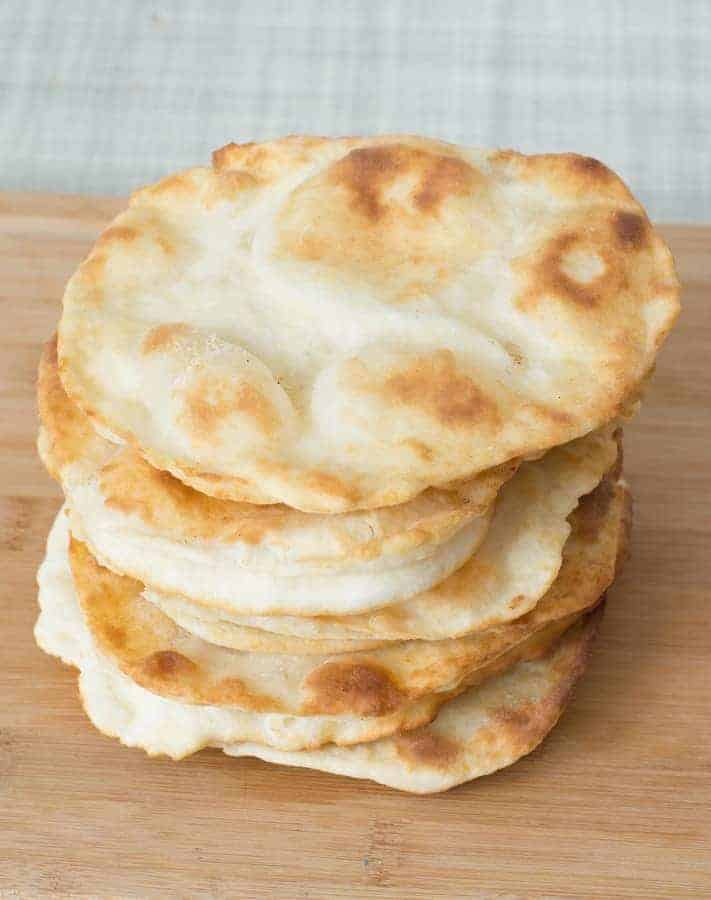 Healthy Fry Bread Recipe