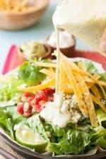 Healthy Pulled Pork Salad
