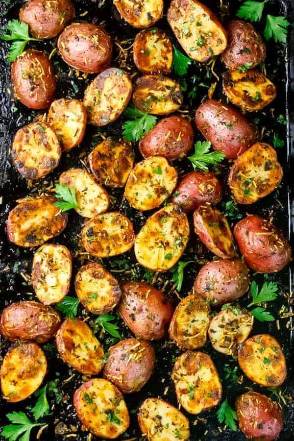 clean eating potatoes