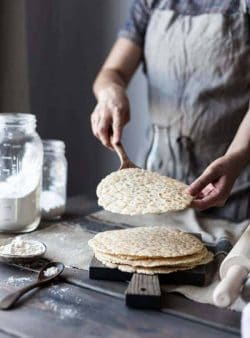 Paleo Tortillas Recipe