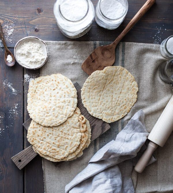 paleo flour tortillas