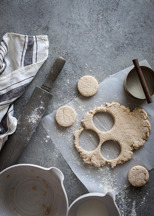 Clean Eating Biscuits Recipe