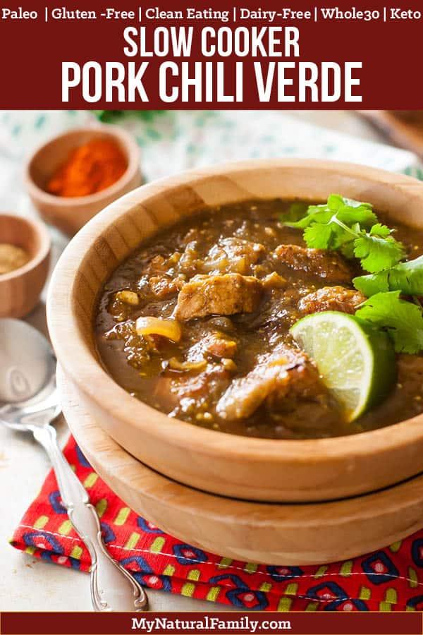 pork chili verde crock pot