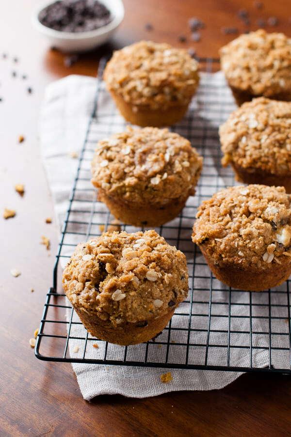 quinoa flour pumpkin muffins