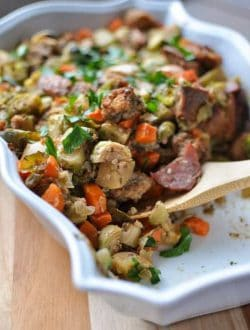 Whole Wheat Stuffing Recipe