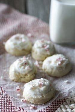 Gluten-Free Peppermint Meltaways