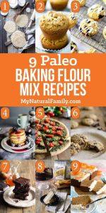 Paleo Baking Flour Recipes