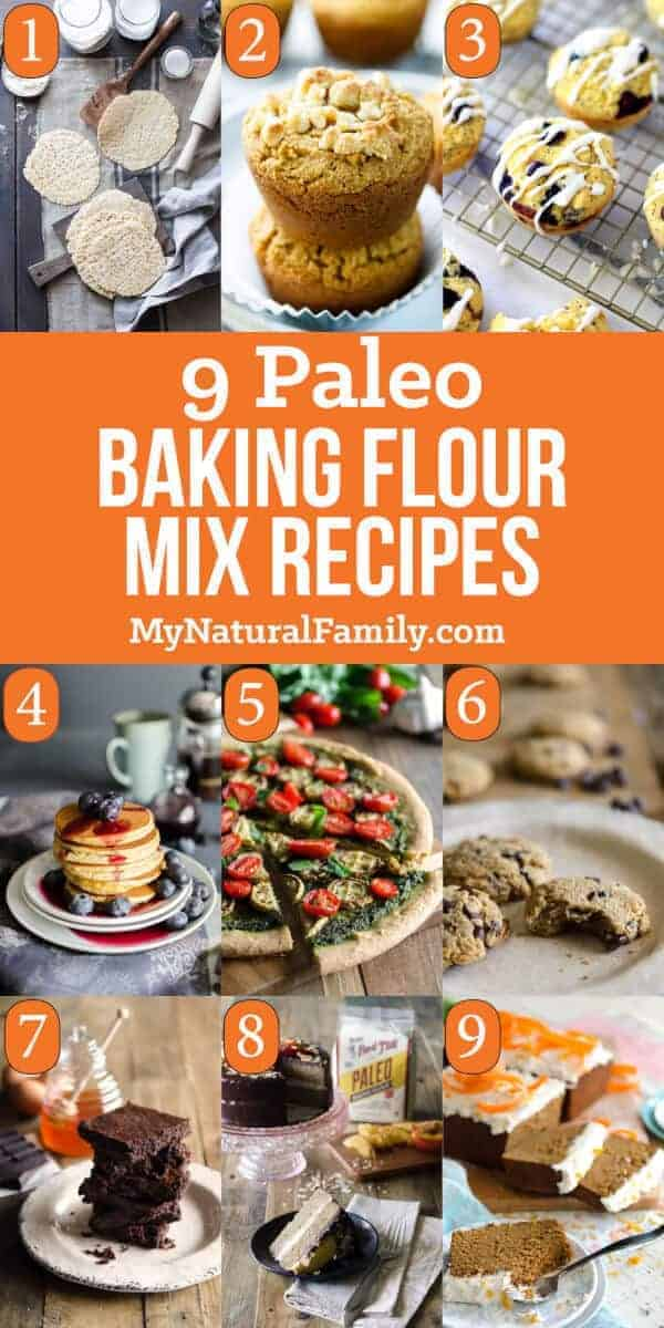 Paleo Baking Flour Mix Recipes