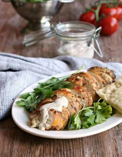 Paleo Grilled Chicken