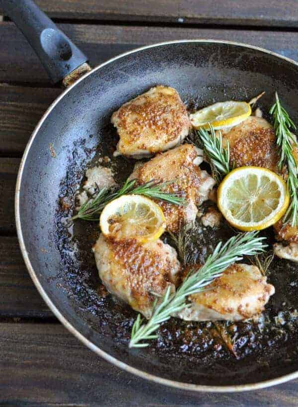 Paleo Lemon Chicken