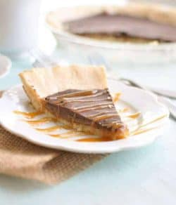 Paleo Twix Pie Recipe