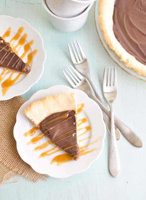 Grain-Free Chocolate Pie