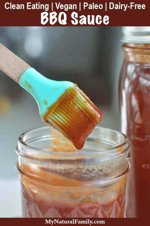 Honey molasses bbq sauce
