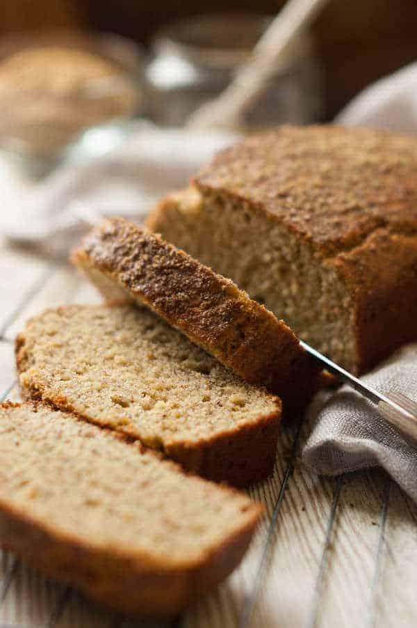 Paleo Coconut Flour Bread