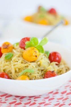 Whole30 Spaghetti Squash Recipe