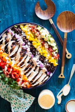 Healthy Cobb Salad