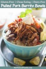 Slow Cooker Burrito Bowl Recipe