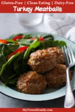 Best Easy, Ground Turkey Meatballs Recipe 1