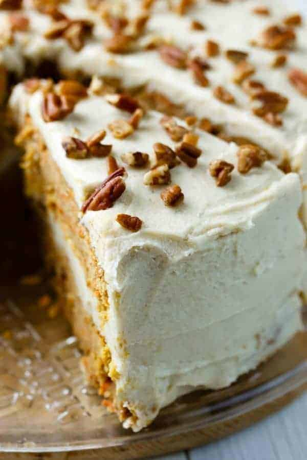 Paleo Carrot Cake Recipe
