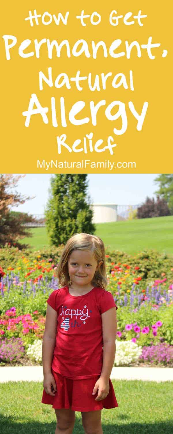How to Get Permanent, Natural Allergy Relief - My NAET Treatment Review