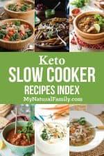 Keto Crock Pot Recipes Index