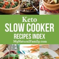 Keto Crock Pot Recipes Index