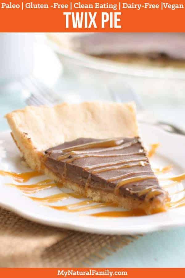 Paleo Twix Pie Recipe
