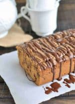Paleo Almond Butter Bread Recipe with Chocolate Chips