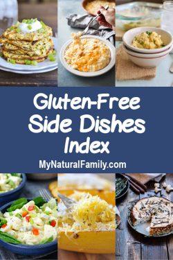 Gluten-Free Sides