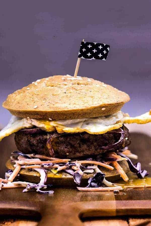 Paleo Burger Buns