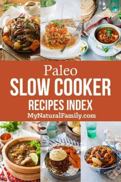 Paleo Crock Pot Recipes