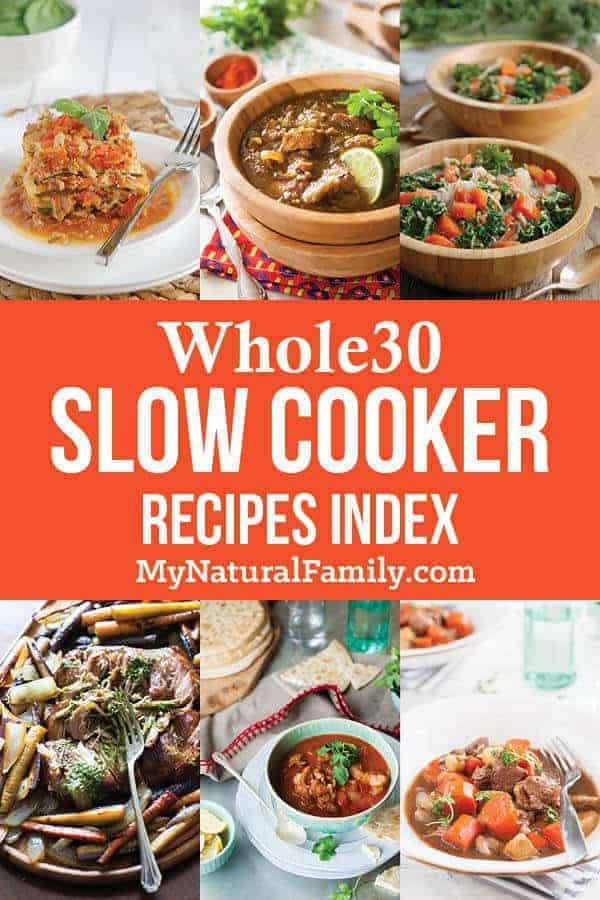 Whole 30 Crockpot Recipes Index