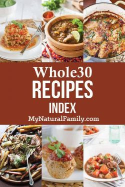Whole30 Recipe Index