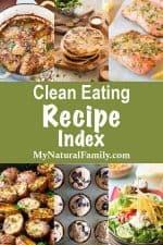 Clean Eating Recipe Index
