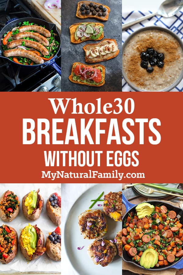 Whole30 Breakfast Without Eggs