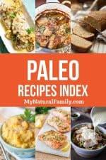 Paleo Recipes Index