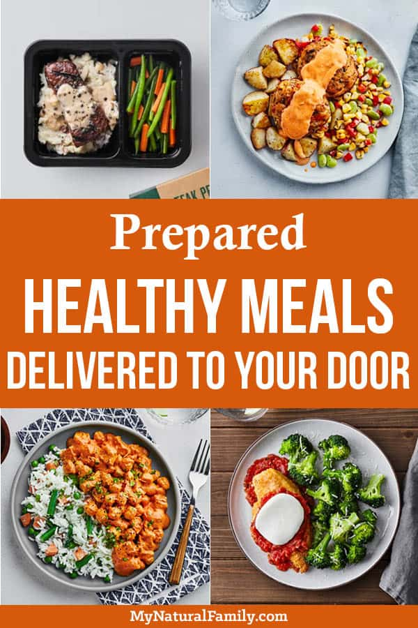 Healthy Food Sent Your Door