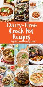 Dairy-Free Crock Pot Recipes