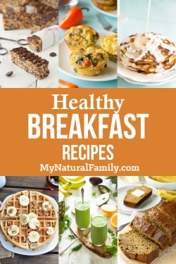Healthy Breakfast Recipes Index