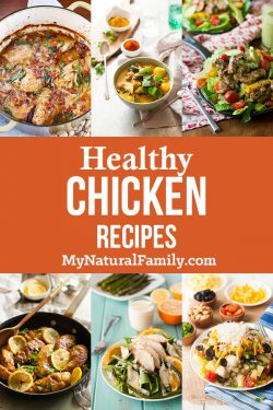 Healthy Chicken Recipes Index