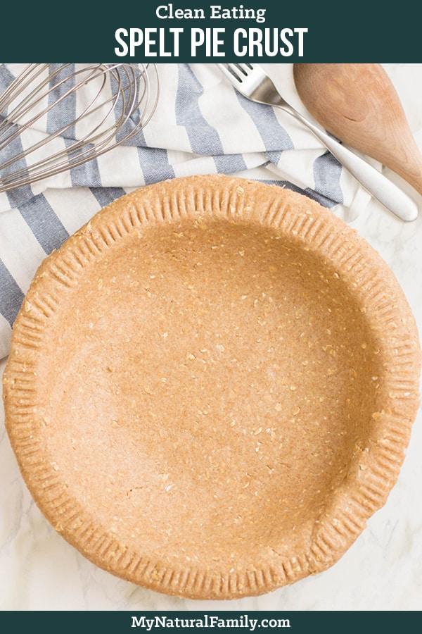 Best Spelt Pie Crust Recipe