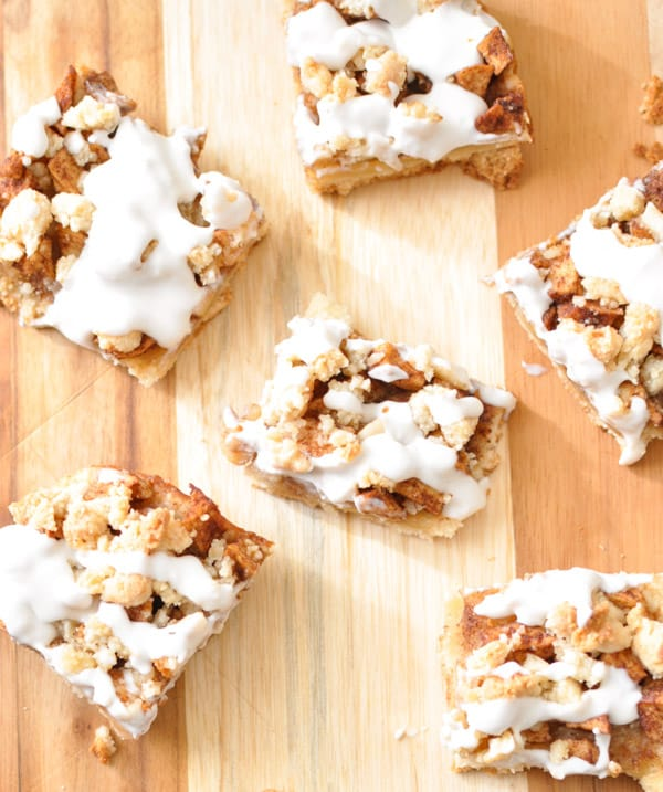 Paleo Apple Pie Bars Recipe