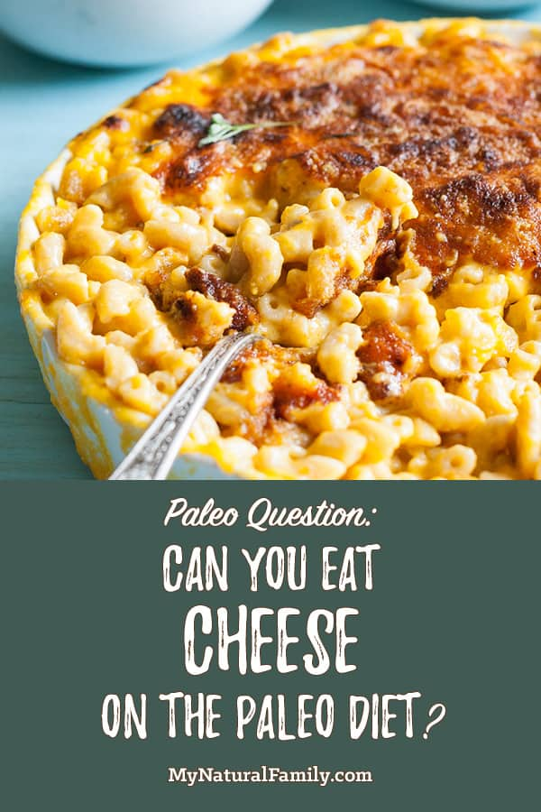Can You Eat Cheese on Paleo?