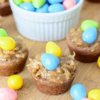 Gluten-Free Chocolate Easter Nests Recipe