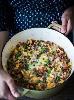Homemade, Healthy Chili Mac Recipe