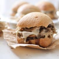 Honey Balsamic Pork Tenderloin Slow Cooker Sliders Recipe