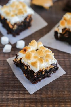 Gluten-Free Chocolate Peanut Butter Brownies