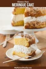 Gluten-Free Meringue Cake Recipe