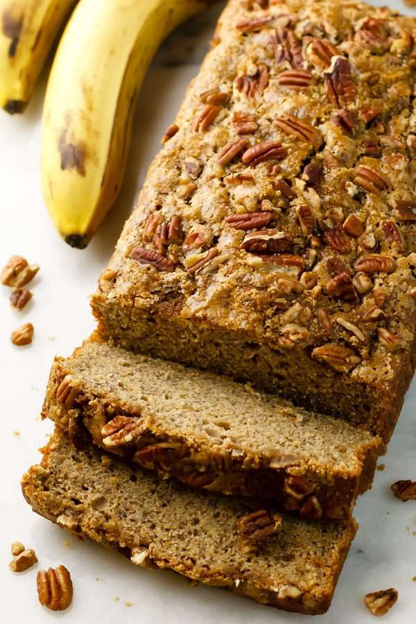 Dairy-Free Banana Bread Recipe