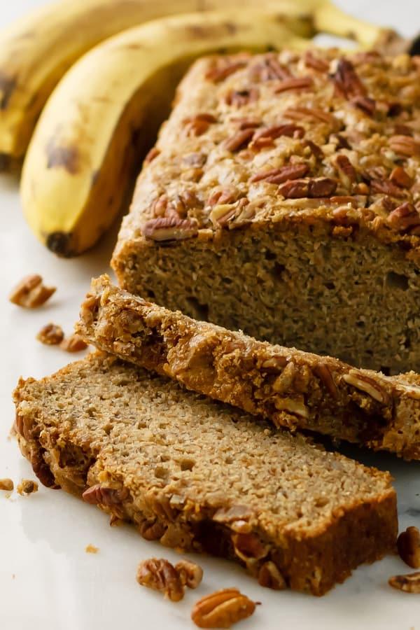 Quick Easy Dairy Free Banana Bread Recipe My Natural Family